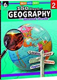 180 Days of Geography for Second Grade – Fun Daily Practice to Build 2nd Grade Geography Skills – Geography Workbook for Kids Ages 6 to 8